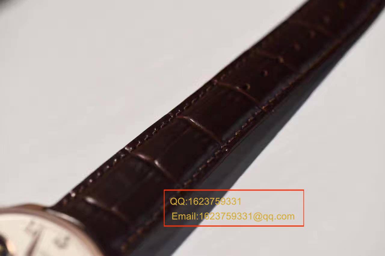 【独家视频测评YL厂顶级1:1超A精仿手表】万国葡萄牙系列IW546302真陀飞轮腕表