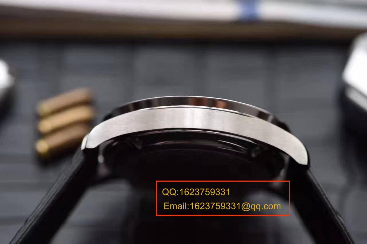 【独家视频测评】【YL厂V7版本1:1高仿手表】万国葡萄牙计时系列IW371401腕表(葡计玫瑰金针)