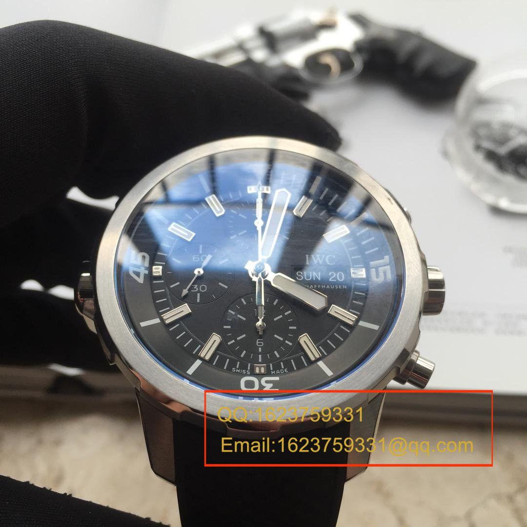 【独家视频测评】【HBBV6厂1:1超A高仿手表】万国海洋时计系列IW376803男表 / WG167A