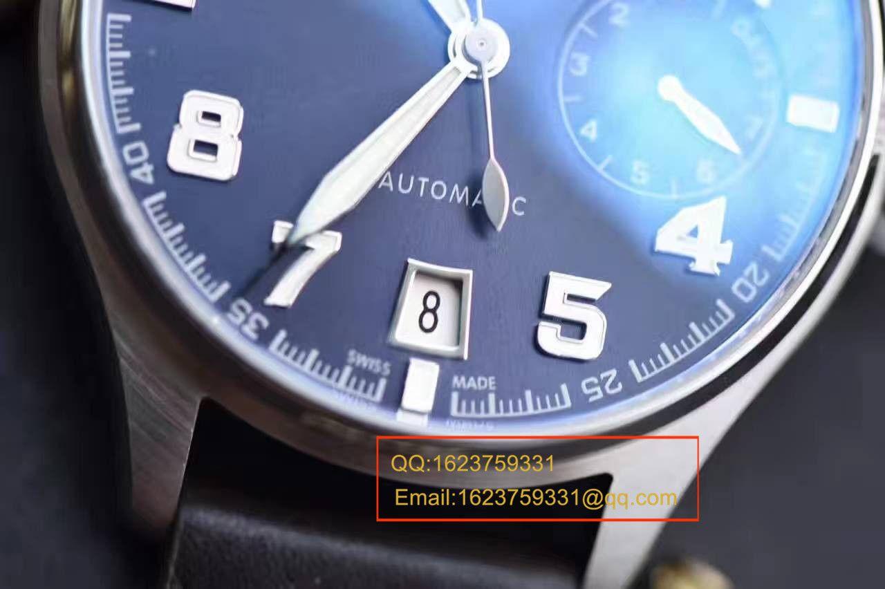 "【YL一比一超A精仿手表】万国大型飞行员腕表""小王子""特别版系列手表IW500908"