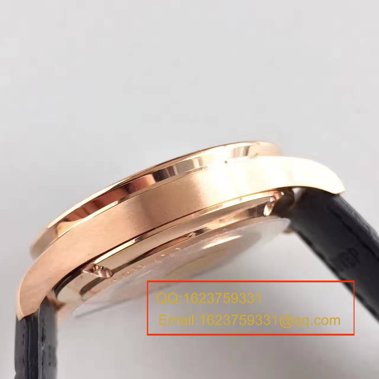 【ZF厂1:1精仿手表】万国葡萄牙葡计超薄升级版IW371482腕表 / WG094