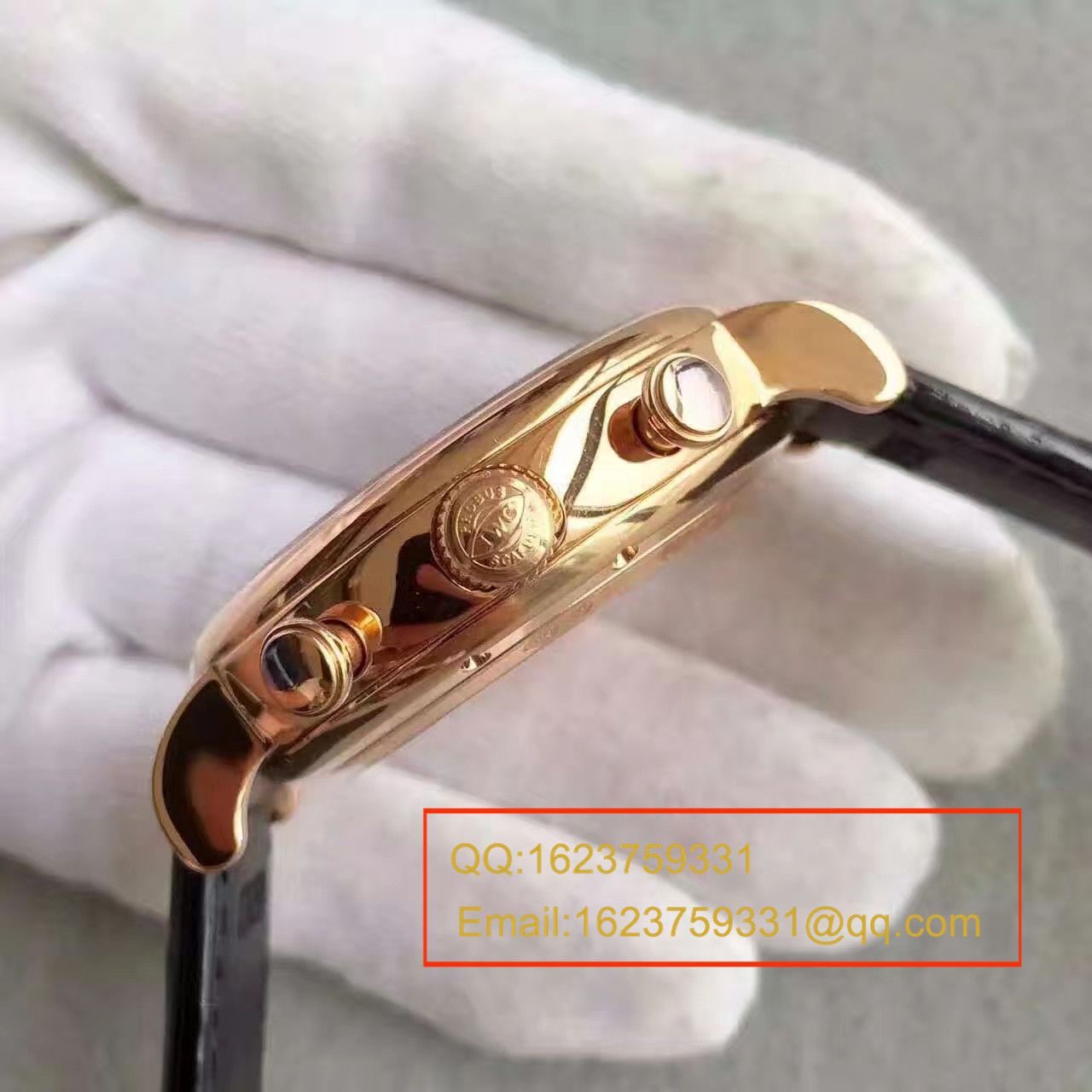 【MK厂一比一精仿手表】万国柏涛菲诺系列IW391021 多功能机械计时腕表 / WG134
