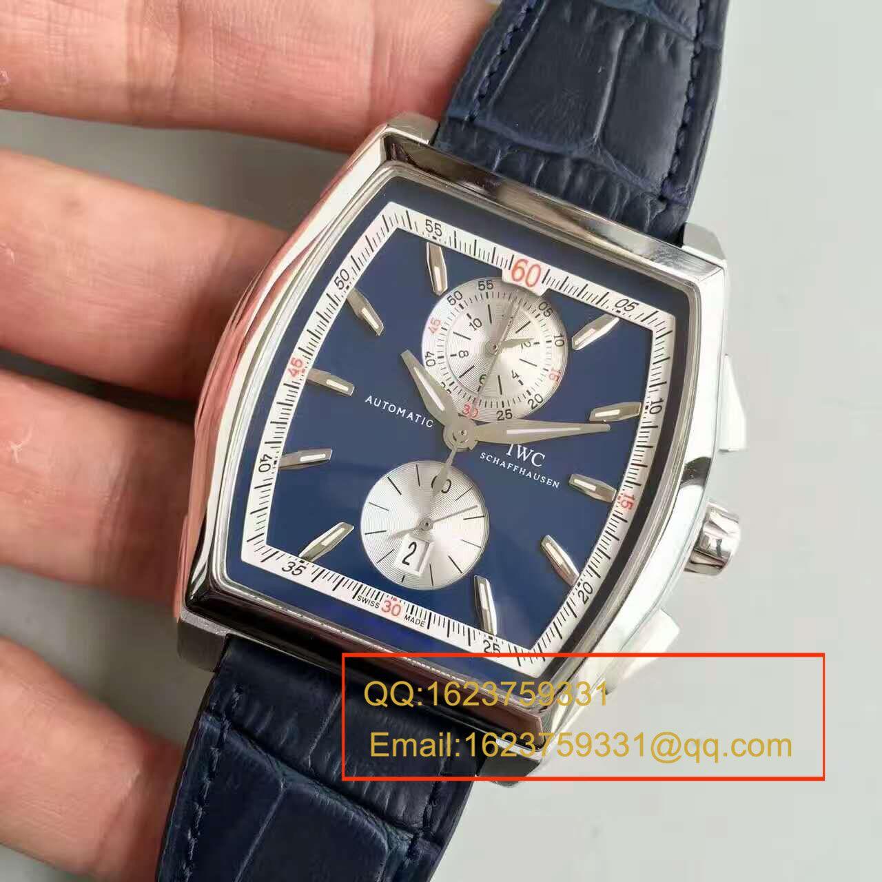 【ZF厂顶级复刻手表】万国达文西系列IW376404腕表