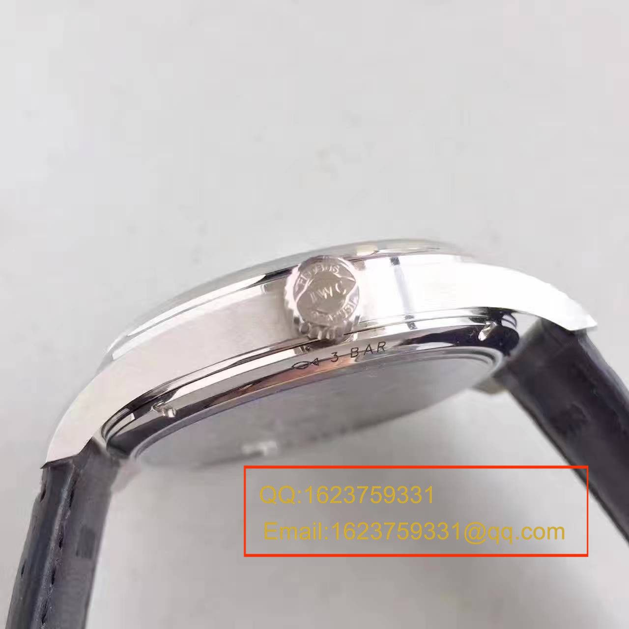 【YL厂1:1复刻手表】万国葡萄牙系列琼斯之剑IW544403腕表 / WG073