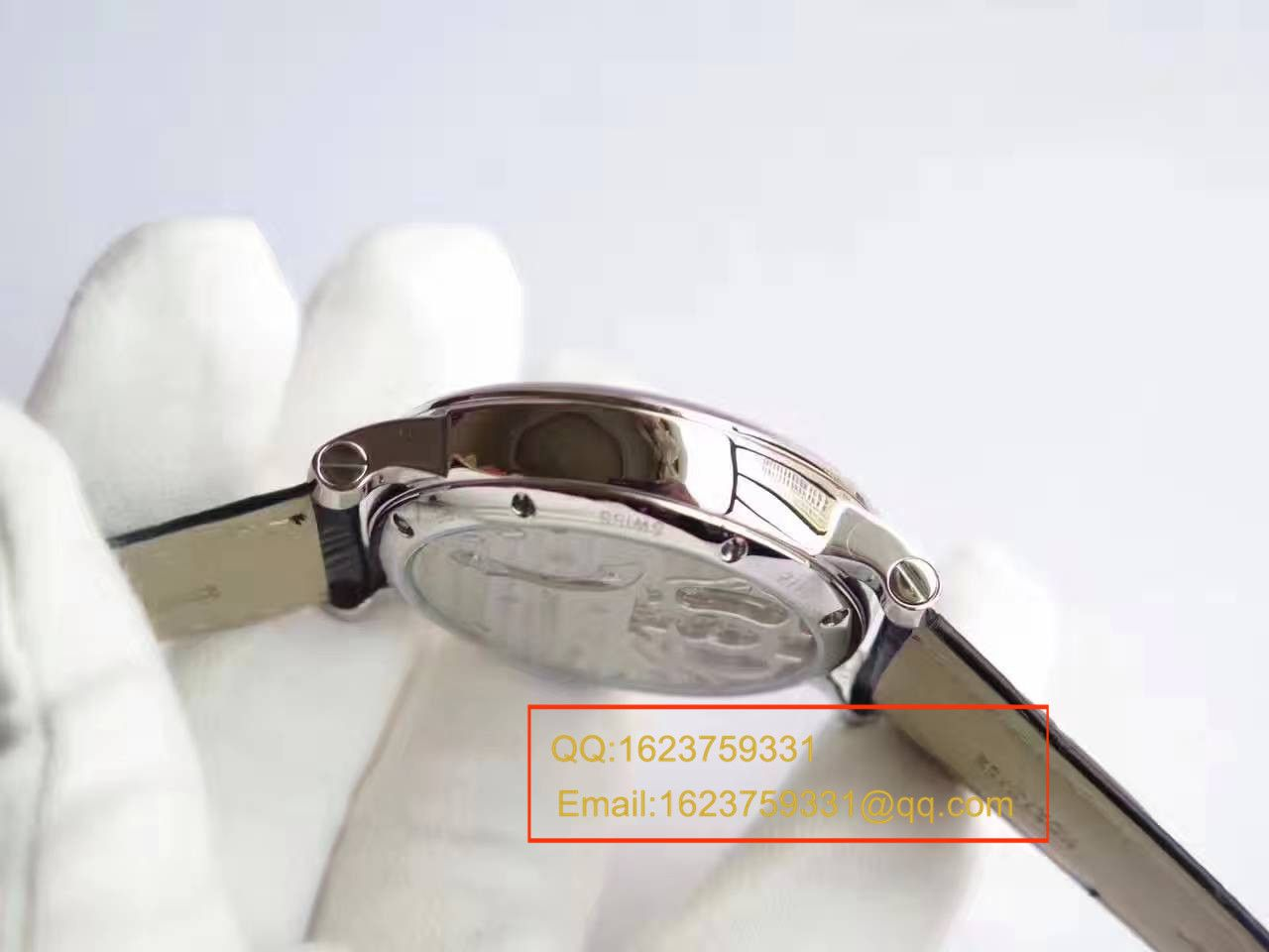 【BL厂一比一精仿手表】卡地亚ROTONDE DE CARTIER系列W1556216陀飞轮腕表 / KCI114