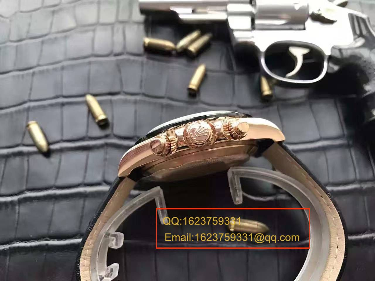 【视频解析】JF厂1:1复刻手表之劳力士宇宙计型迪通拿系列116515LN-L(FC) 咖啡色机械腕表 / RBC127