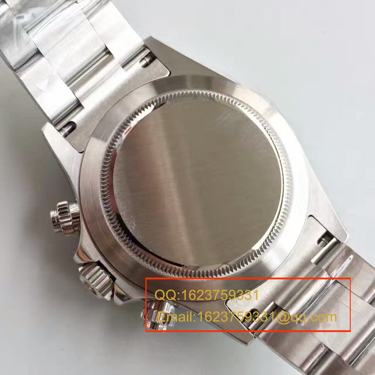 【视频解析】JF厂1:1精仿手表之劳力士宇宙计型迪通拿系列116500LN-78590机械男表 / RBD126