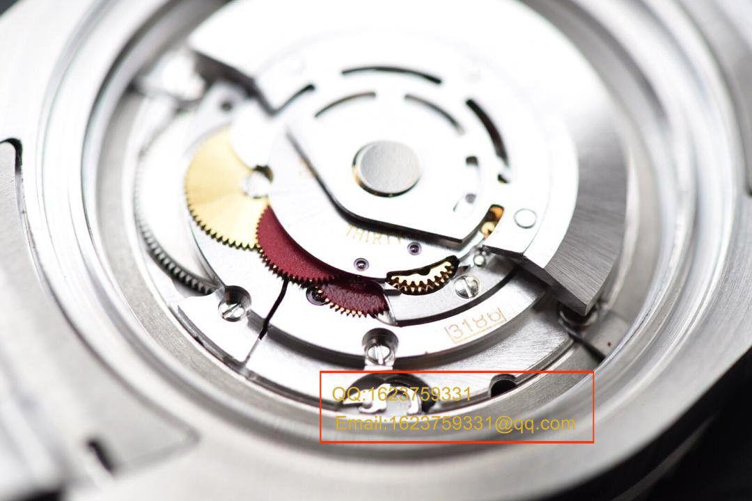 【独家视频测评N厂1:1超A高仿手表】劳力士格林尼治v7版本116710LN-78200男表 / RBF084A