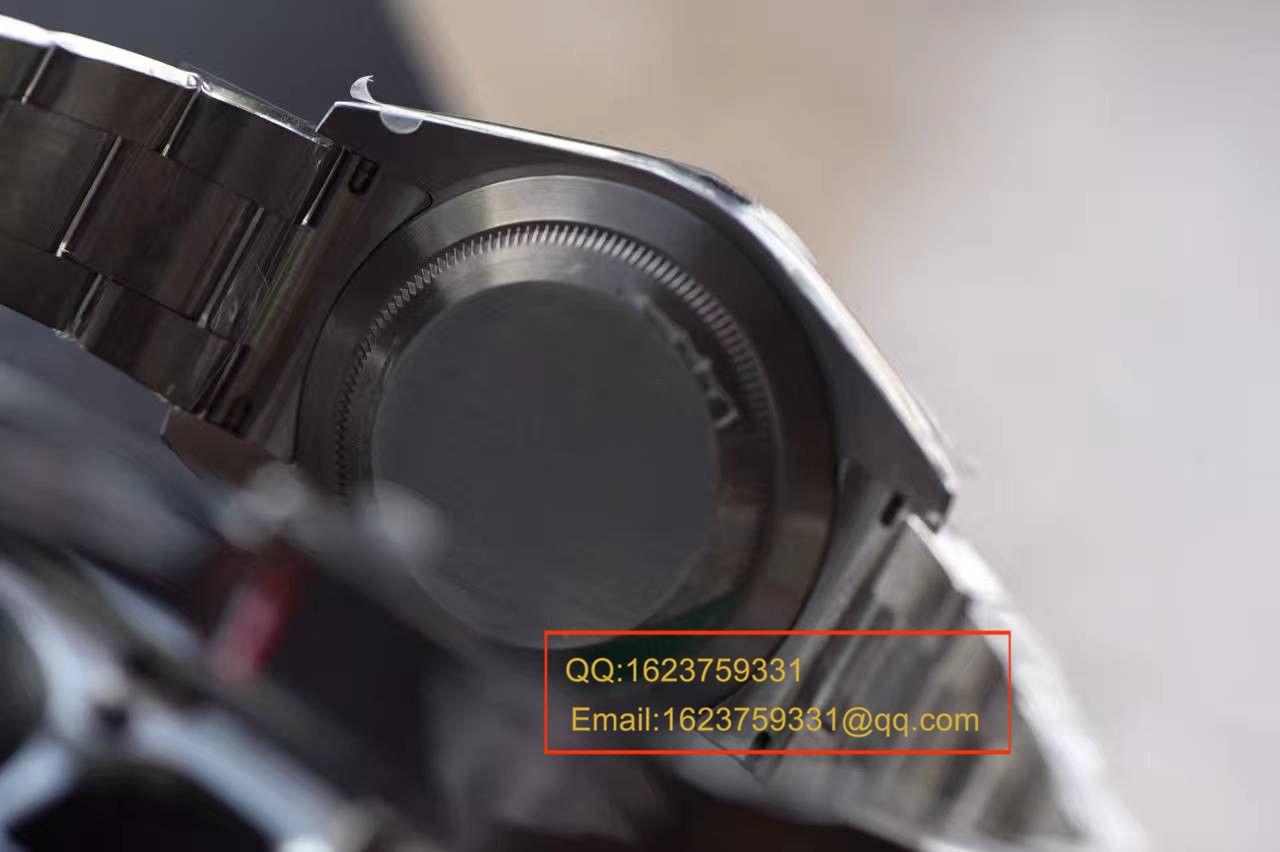 【JF厂一比一顶级精仿手表】劳力士蚝式恒动系列114300-70400腕表 / RBC175