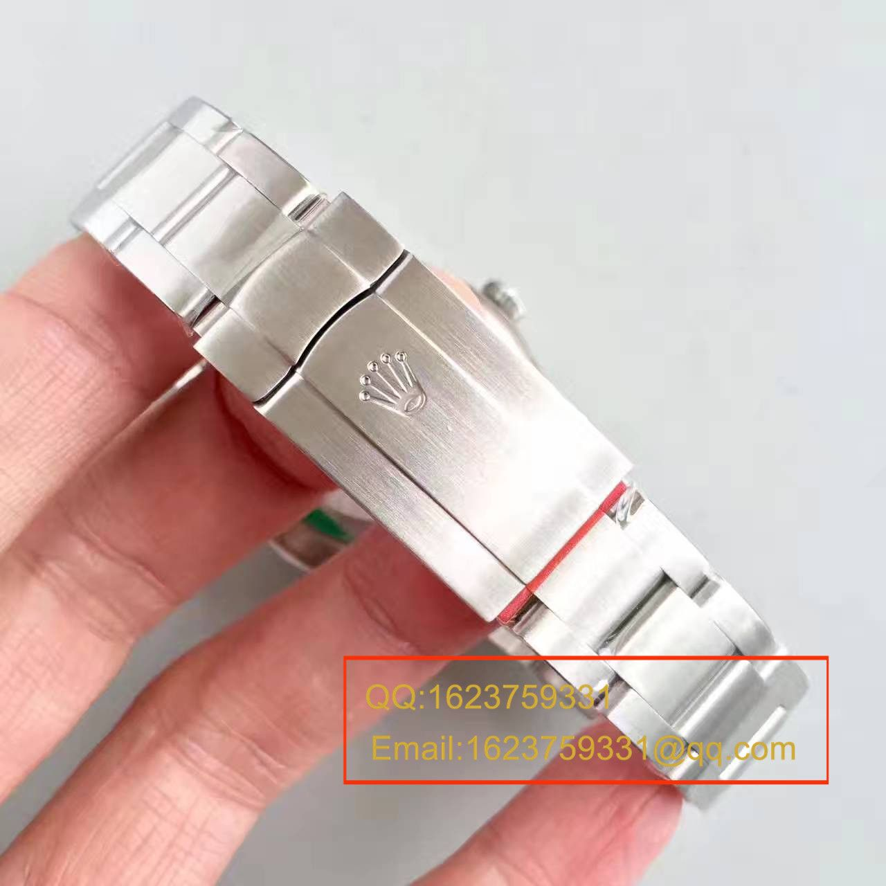 【JF厂级复刻手表】劳力士蚝式恒动系列114300蓝盘腕表 / R150