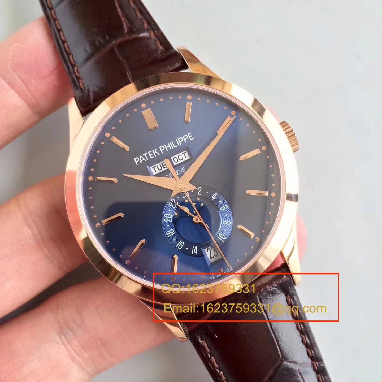 【台湾厂一比一超A高仿手表】百达翡丽复杂功能计时系列5396R-014腕表 / BD126