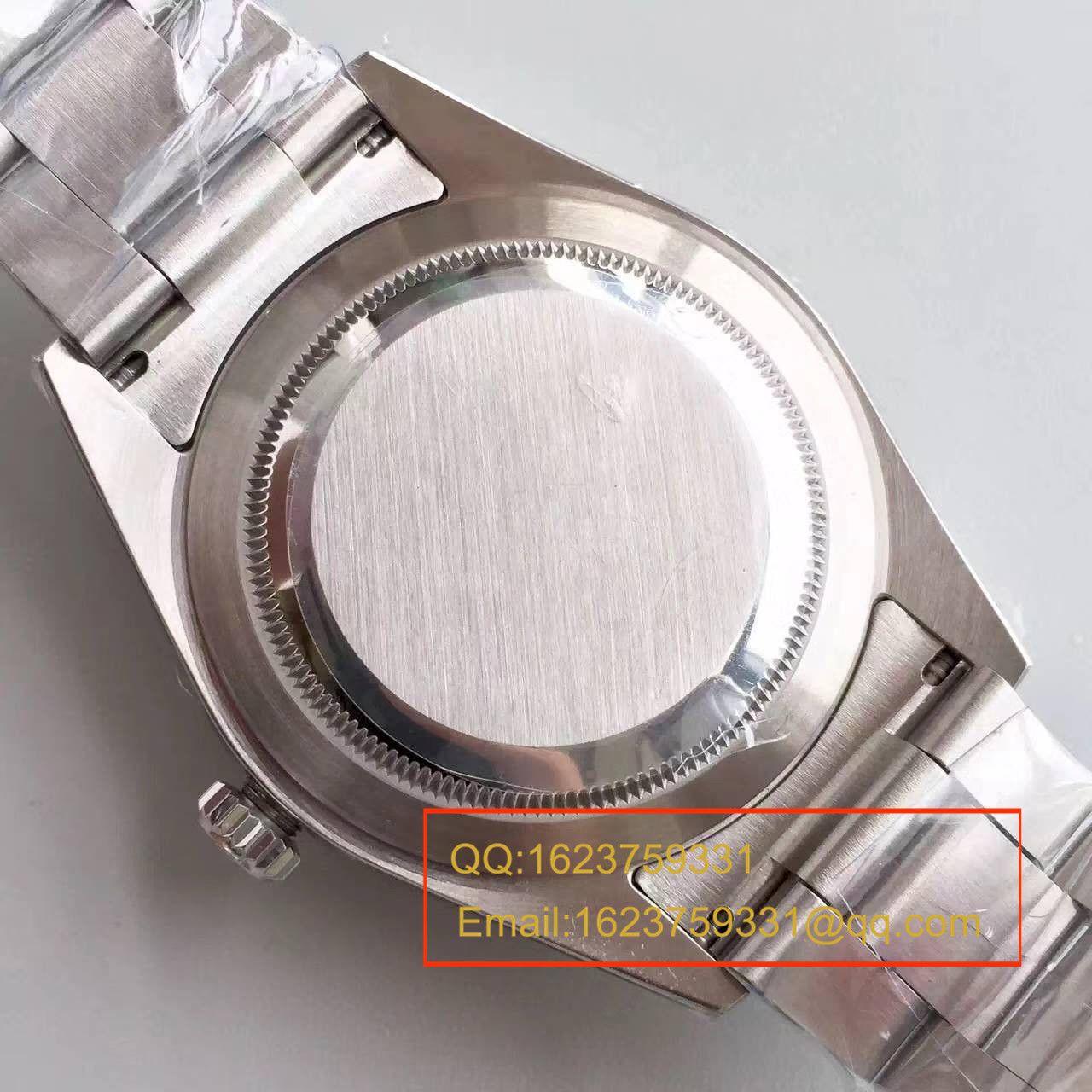 【JF厂1:1精仿手表】劳力士MILGAUSS系列116400-GV-72400蓝盘腕表《蓝色闪电》 / R001