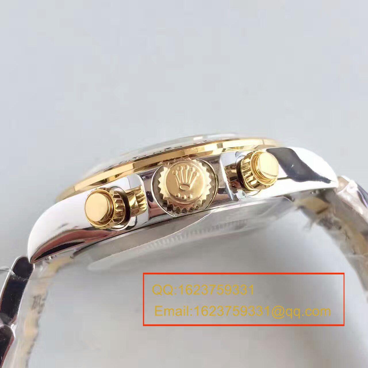【JF厂1:1高仿手表】劳力士宇宙计型迪通拿系列116503腕表 / R128
