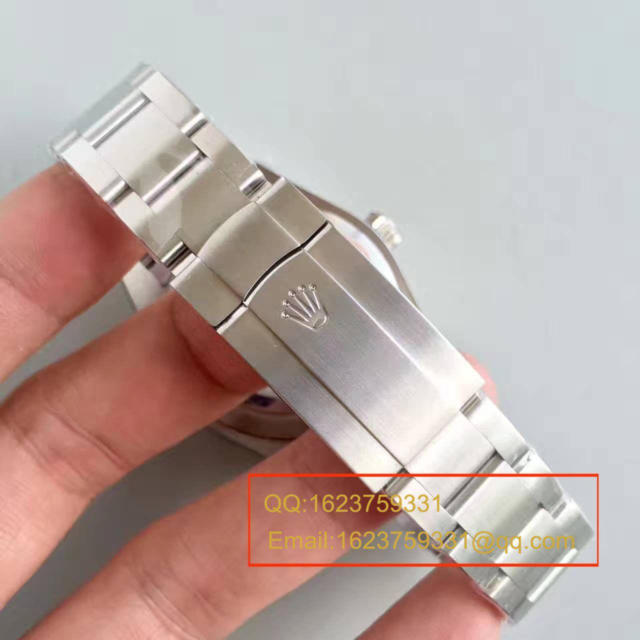 【JF厂V10S版本一比一复刻手表】劳力士空中霸王型系列AIR-KING116900-71200腕表 / R015.1