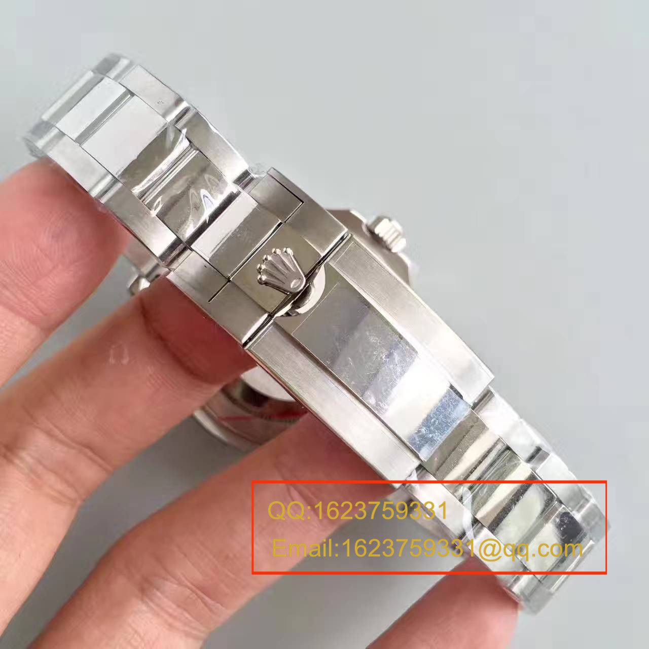 【N厂一比一复刻手表】劳力士游艇名仕型系列116622-78760 蓝盘机械手表