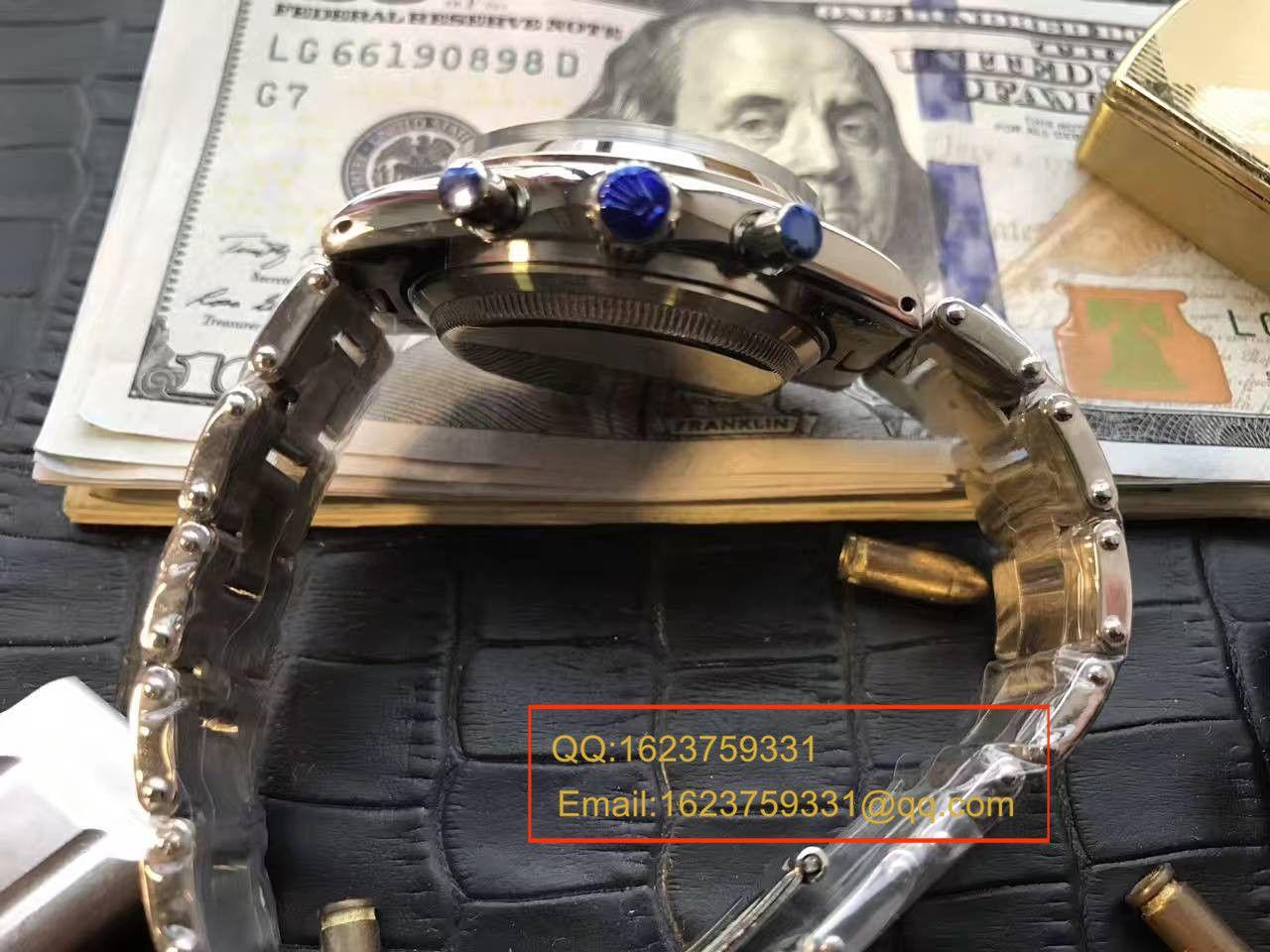 经典复古劳力士迪通拿黑盘中性腕表 / R174