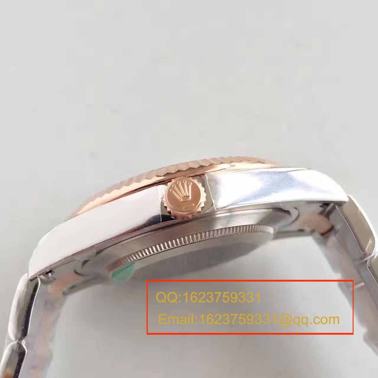 【NOOB厂1:1高仿手表】劳力士日志型系列126331腕表 / R160