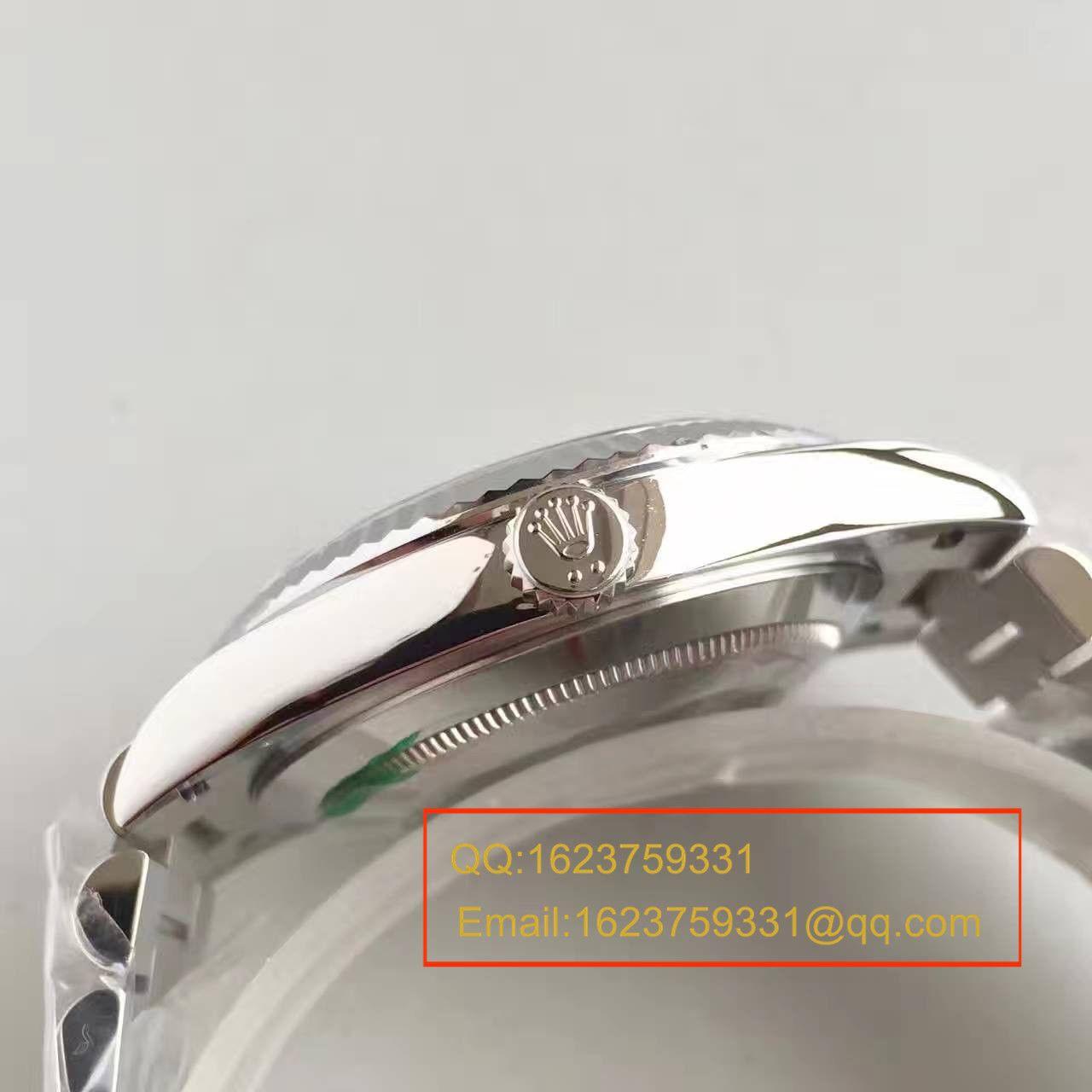 【N厂一比一精仿手表】劳力士星期日历型系列228206-83416机械腕表