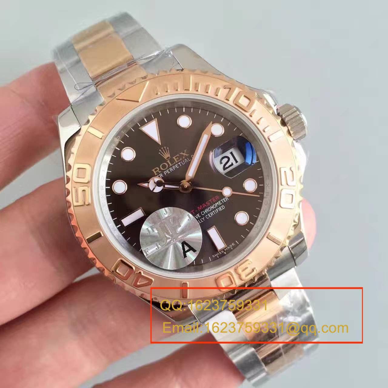 【JF厂一比一复刻手表】劳力士游艇名仕型系列116621-78801男士机械手表 / RBC042