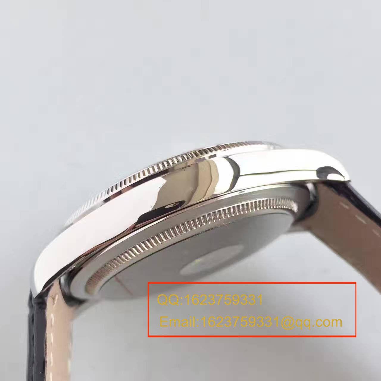 【MK一比一精仿】劳力士切利尼系列50509白盘男士机械手表 / R076