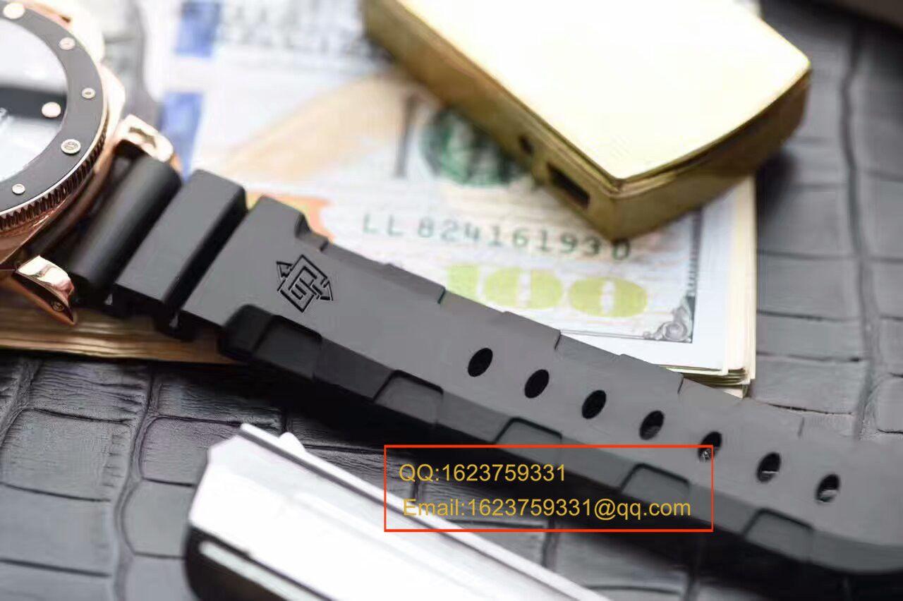 【视频评测XF一比一顶级复刻手表】沛纳海Luminor 1950系列PAM00684霍建华代言小金表 / PAMBC00684