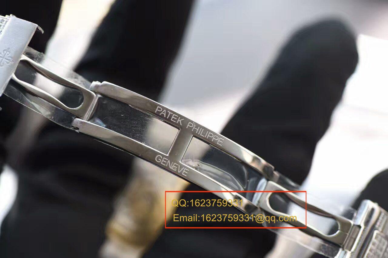【DM厂超A精仿手表】百达翡丽运动系列5719/1G-001腕表