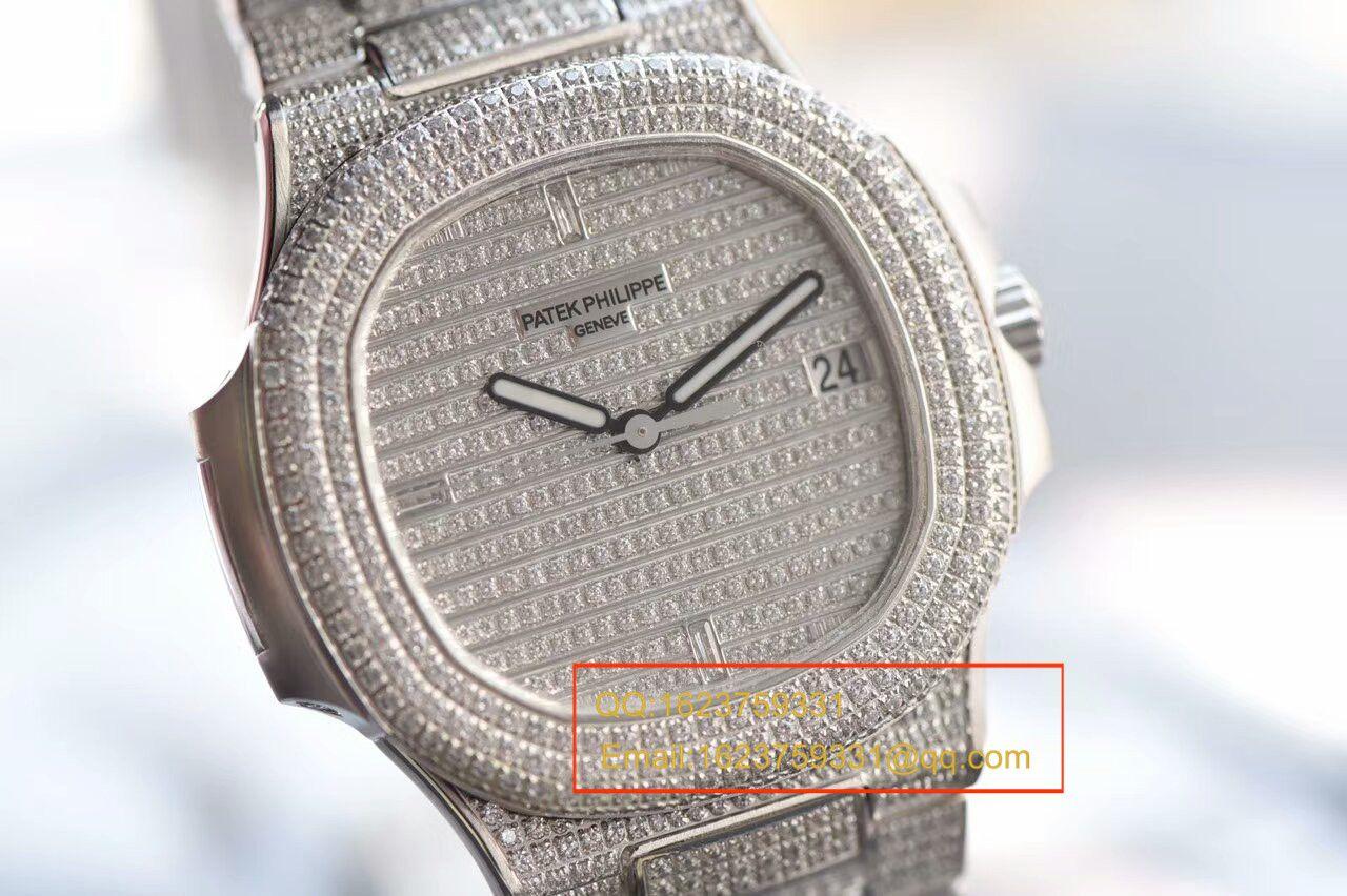 【DM厂超A精仿手表】百达翡丽运动系列5719/1G-001腕表 / BD165