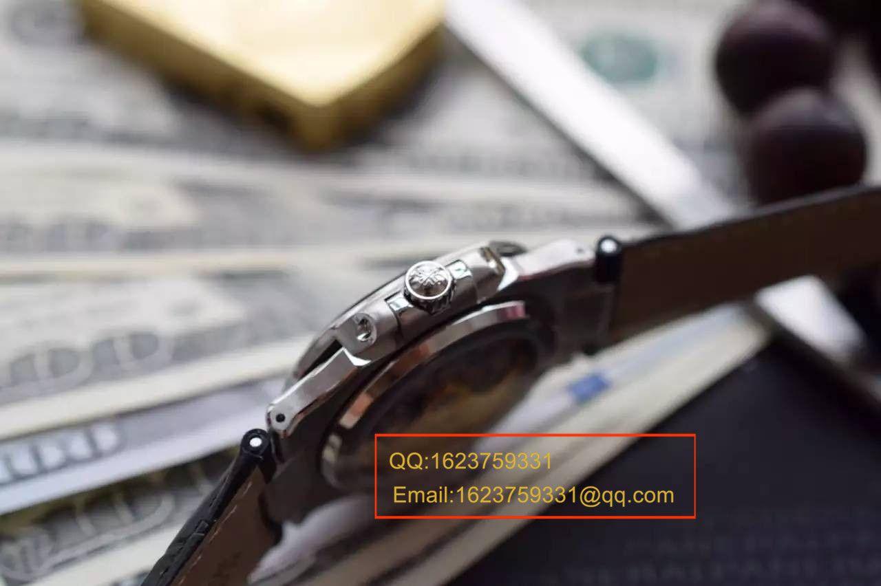 【MP一比一超A高仿手表】百达翡丽运动系列5713/1G-010腕表(鹦鹉螺)