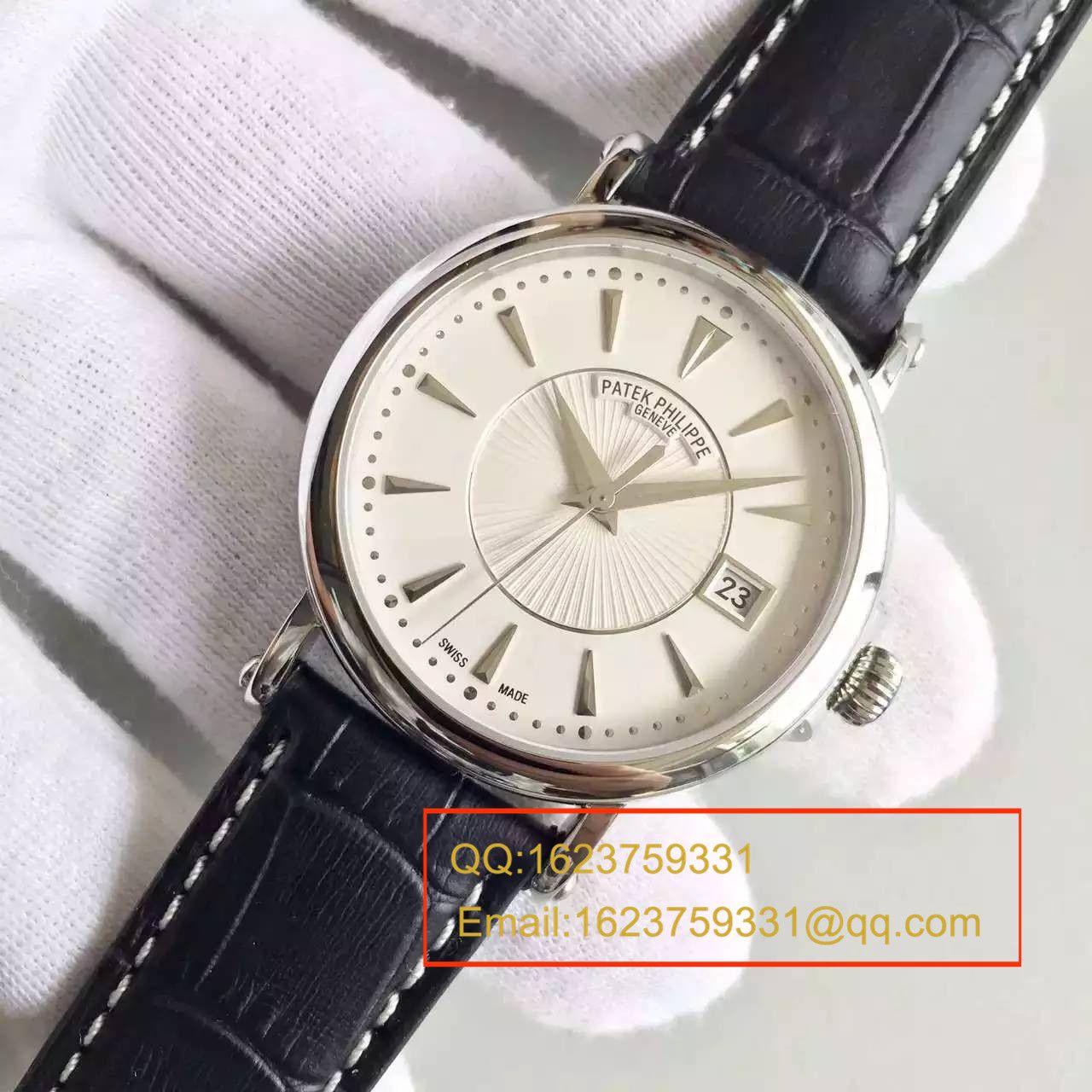 【HT一比一高仿手表】百达翡丽古典表系列5153G-010机械腕表