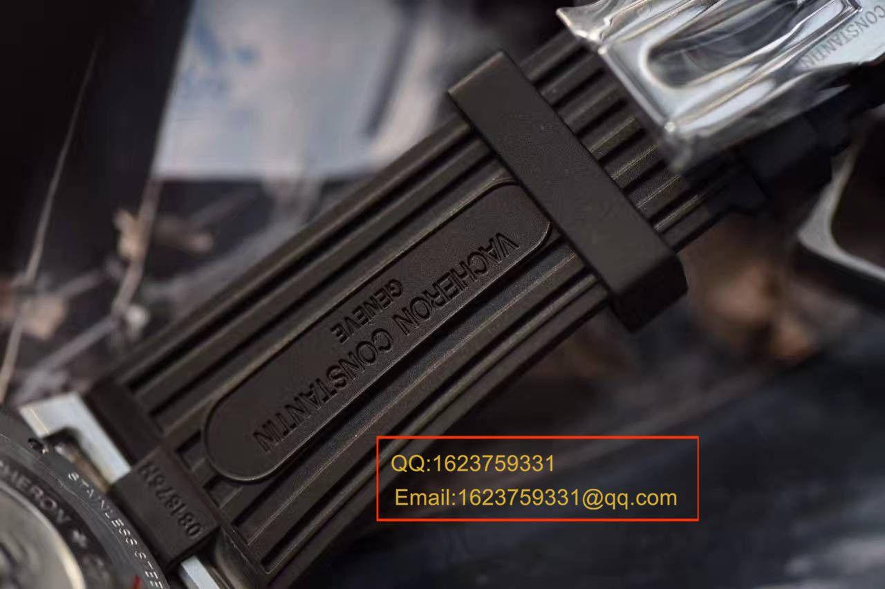 【独家视频测评JJ厂一比一超A高仿手表】江诗丹顿纵横四海系列47040/B01A-9094腕表 / JS186