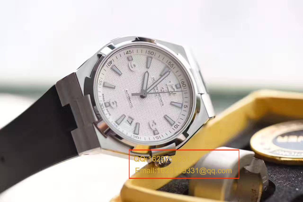 【独家视频测评JJ厂一比一超A精仿手表】江诗丹顿纵横四海系列47040/B01A-9093腕表