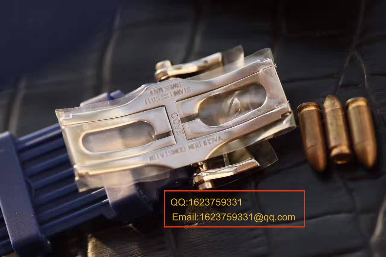 【独家视频评测JJ厂一比一顶级复刻手表】江诗丹顿纵横四海系列P47040/000A-9008腕表 / JS176
