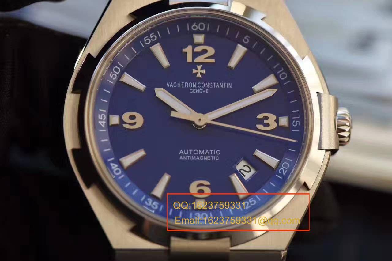 【独家视频评测JJ厂一比一顶级复刻手表】江诗丹顿纵横四海系列P47040/000A-9008腕表