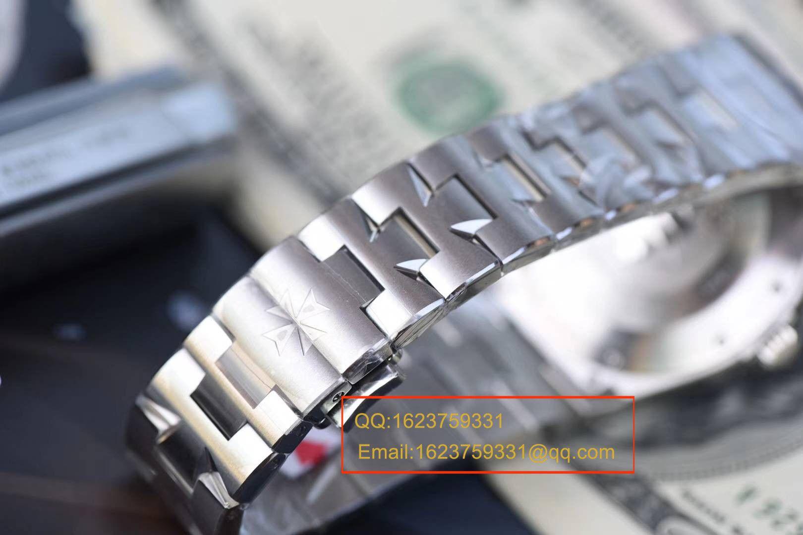 【独家视频评测JJ一比一超A高仿手表】江诗丹顿纵横四海系列47040/B01A-9093腕表 / JSBI115