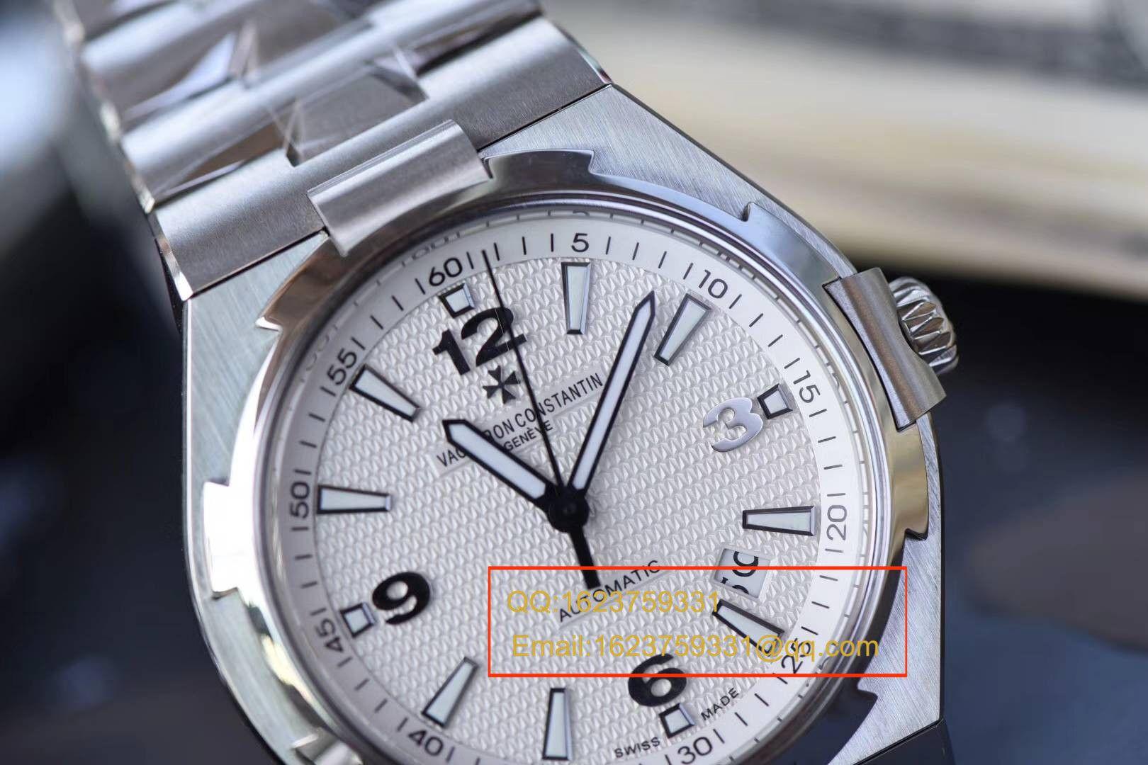 【独家视频评测JJ顶级复刻手表】江诗丹顿纵横四海系列47040/B01A-9093腕表 / JSBI115