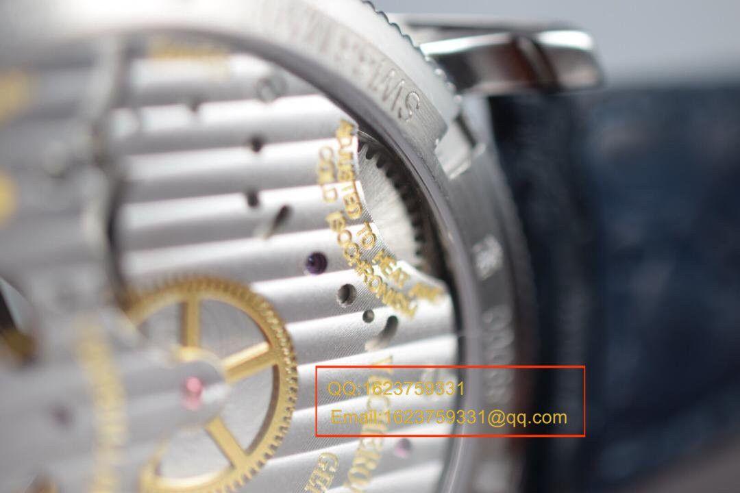 【TF厂一比一超A高仿手表】江诗丹顿TRADITIONNELLE系列89000/000P-9843陀飞轮腕表
