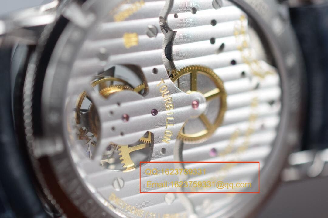 【TF厂一比一超A高仿手表】江诗丹顿TRADITIONNELLE系列89000/000P-9843陀飞轮腕表 / JSDF179