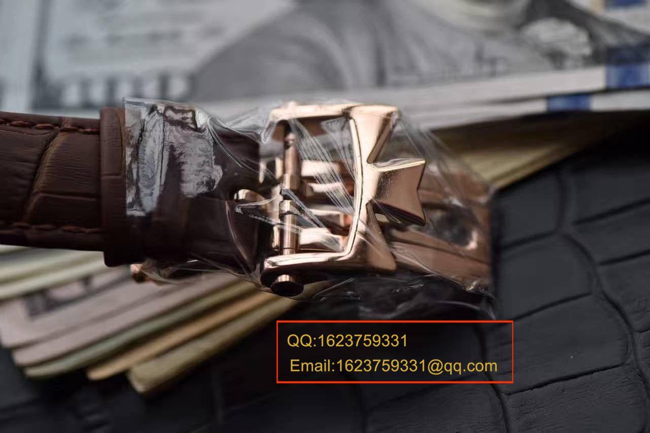 【TF厂一比一精仿手表】江诗丹顿TRADITIONNELLE马耳他陀飞轮系列89000/000R-9655腕表 / JSDF178