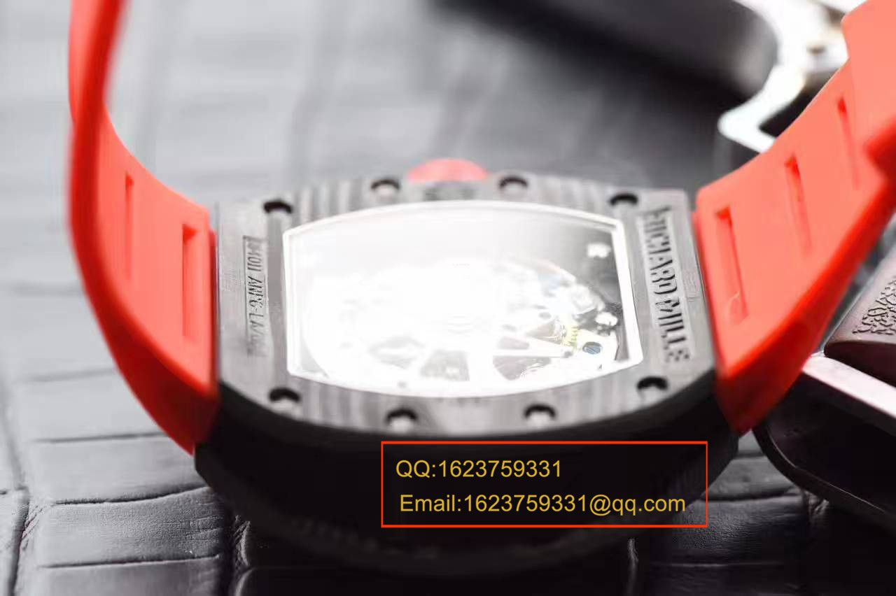 【RM厂全新升级V2版顶级复刻手表】理查德米勒男士系列RM11-03腕表 / RM11-03