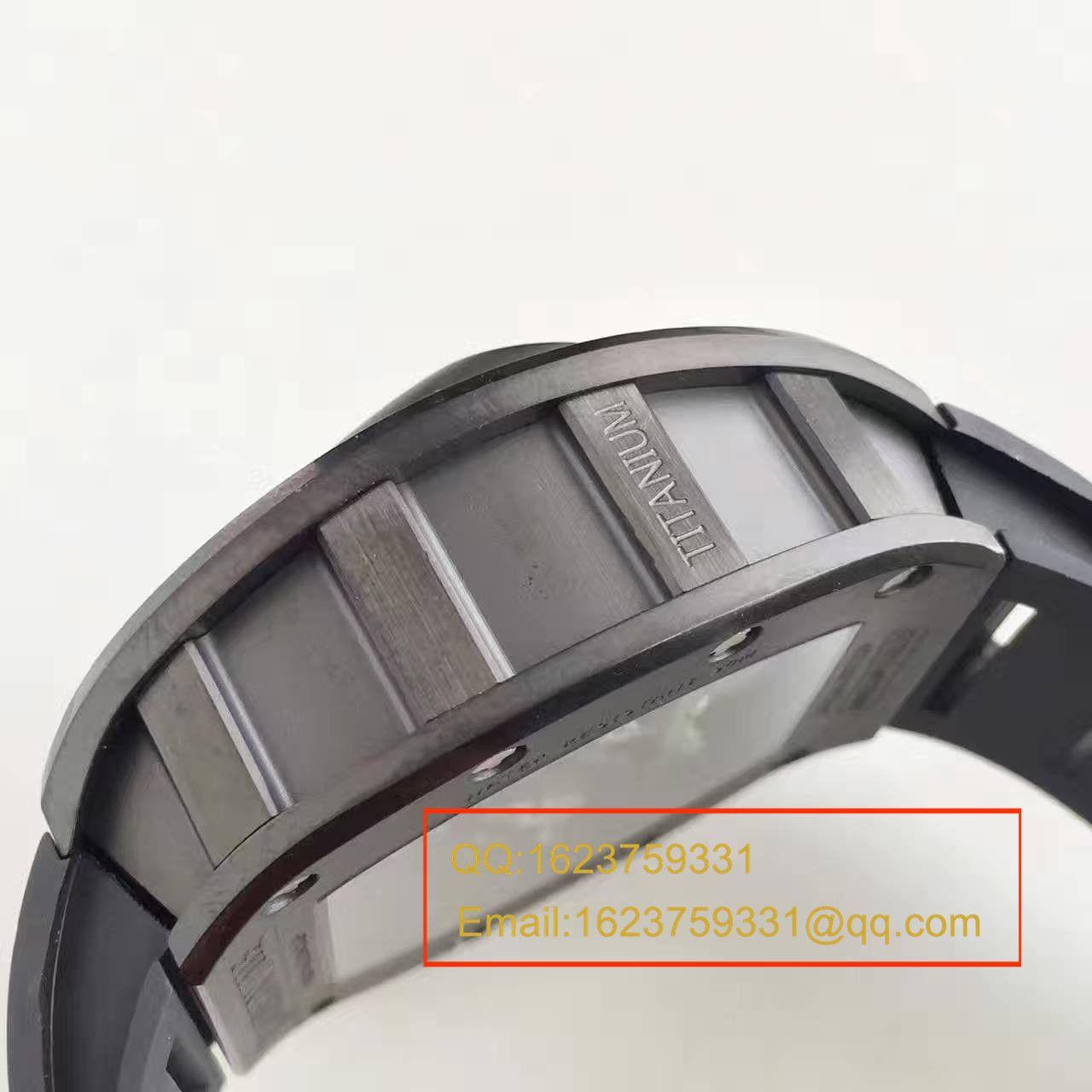 【RM超A精仿手表】里查德米勒男士系列RM 053腕表 / RM033