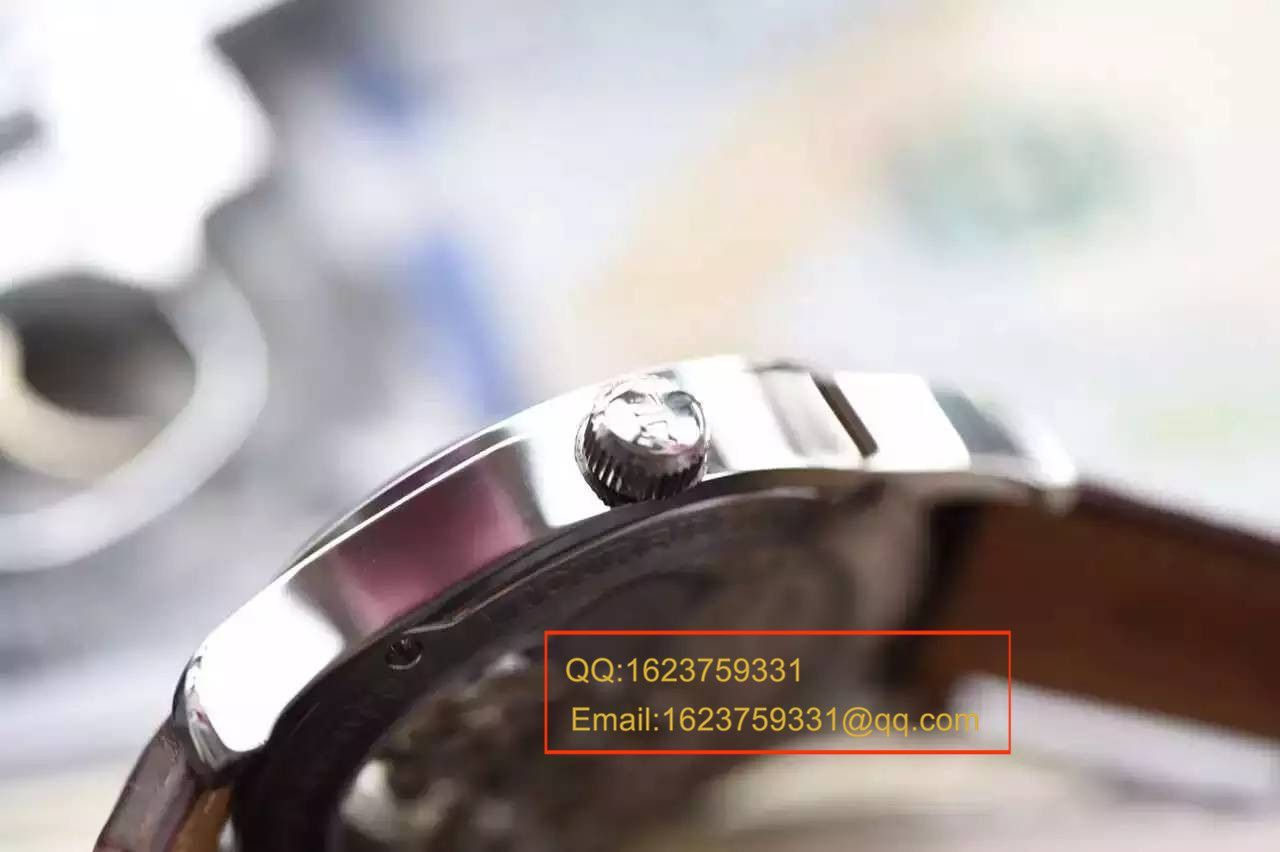 【独家视频测评TF一比一超A高仿手表】积家大师系列经典陀飞轮腕表 / JJCF091