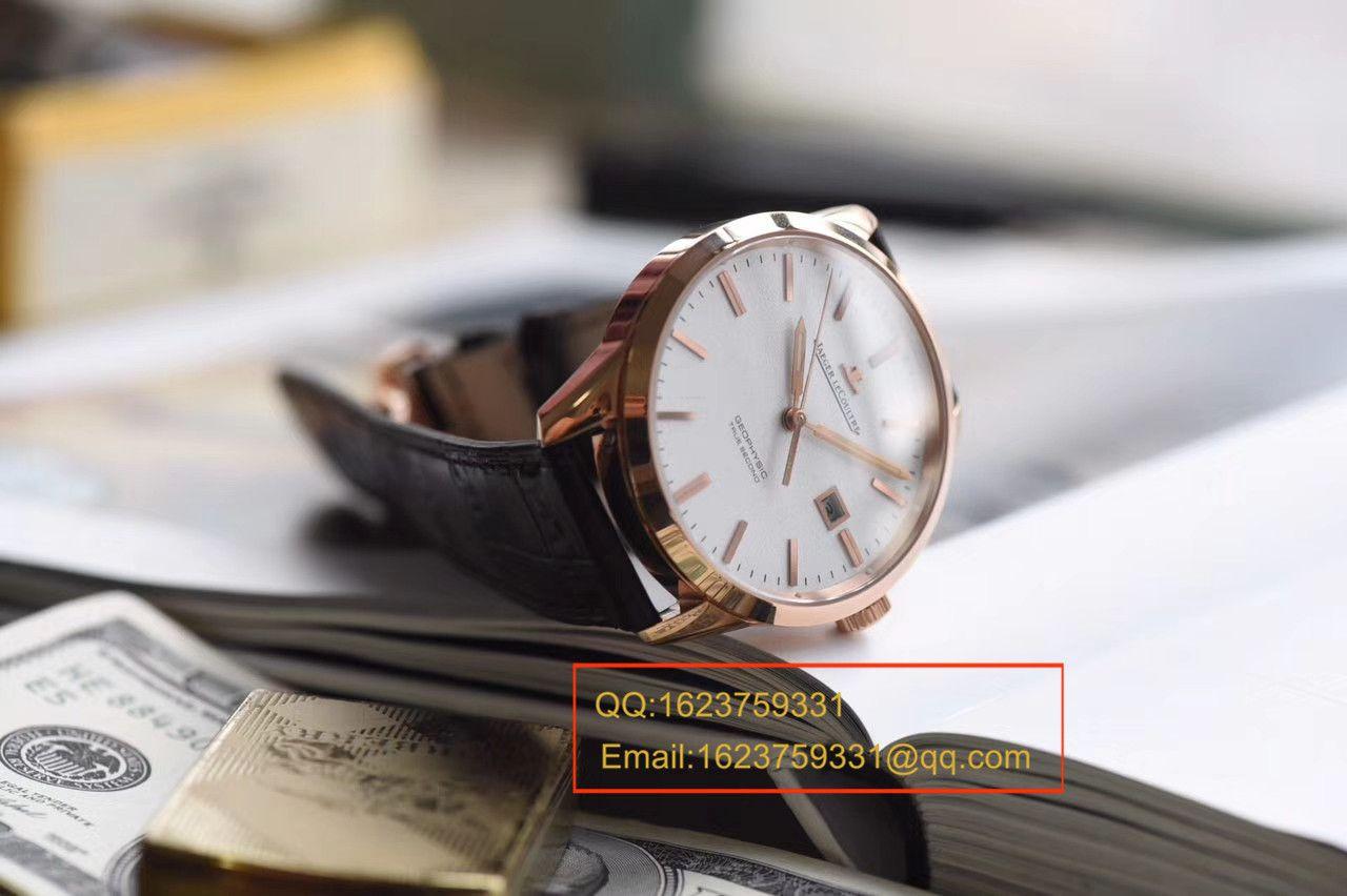 【台湾一比一精仿手表】积家地球物理天文台腕表系列 Q8012520 男士手表 / JJ047