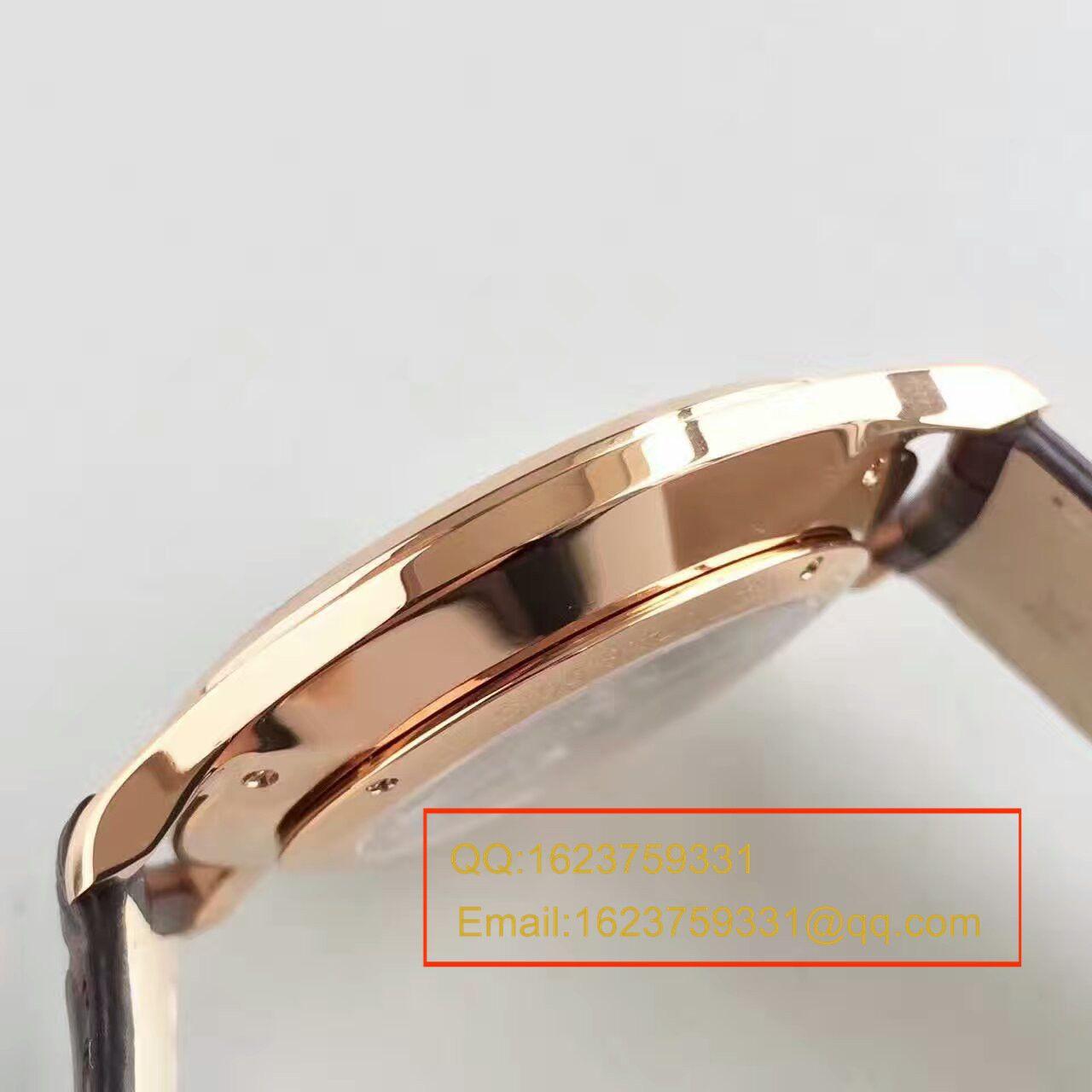 【ZF厂1:1超A高仿手表】积家大师系列Q1352420腕表