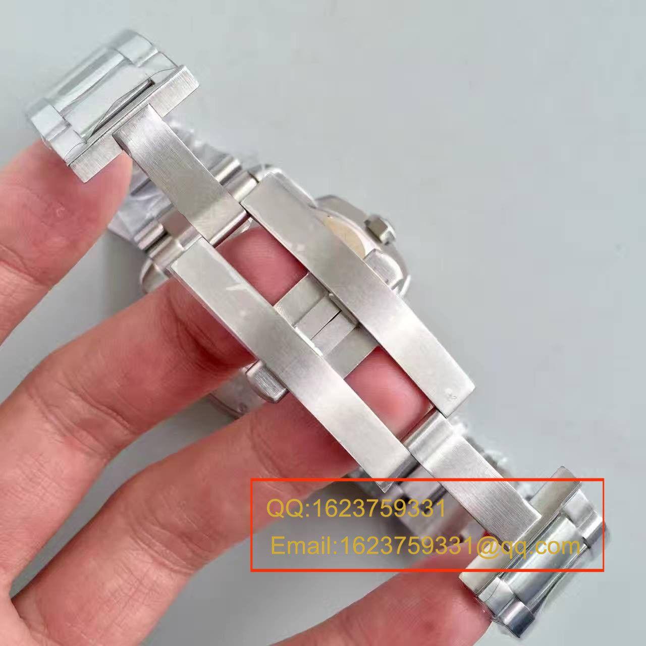 【JF厂顶级1:1复刻手表】卡地亚 CALIBRE DE CARTIER 系列 W7100016 腕表 精钢表带 / KDY024