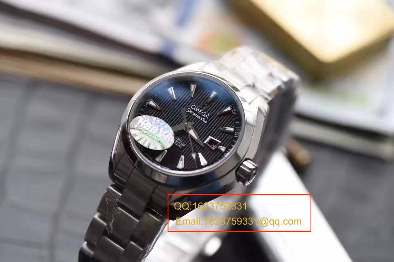 【HBBV6厂一比一超A精仿手表】欧米茄海马系列231.10.34.20.01.001女士腕表 / MAH243