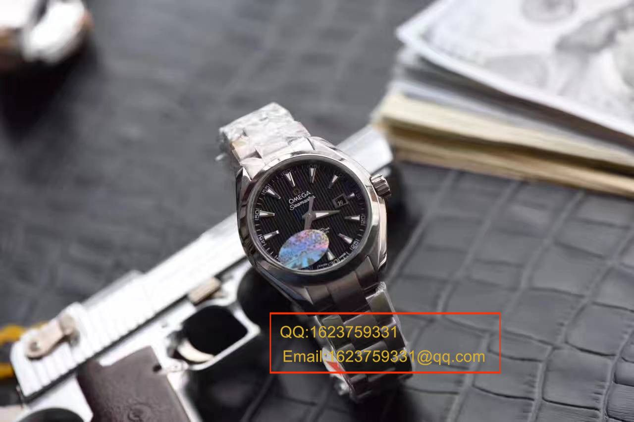 【HBBV6厂一比一超A精仿手表】欧米茄海马系列231.10.34.20.01.001女士腕表