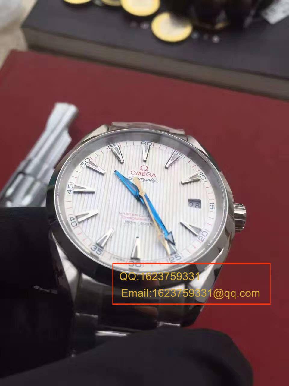 【KW厂顶级1:1高仿手表】欧米茄海马系列231.10.42.21.02.002(金针队长)男表
