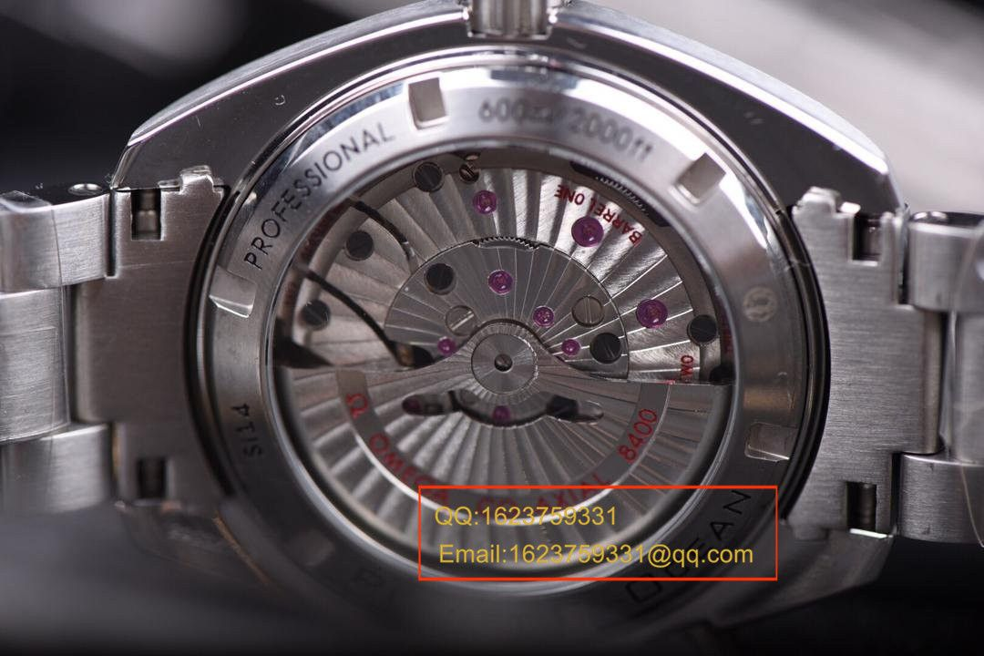 【独家视频测评KW一比一超A精仿手表】欧米茄海马系列232.90.42.21.03.001腕表