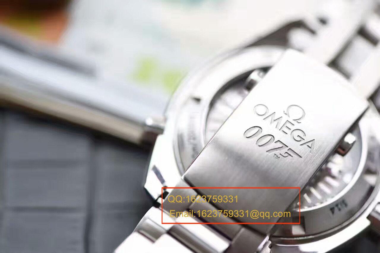 【MK厂1:1超A高仿手表】欧米茄海洋宇宙Skyfall 007特别版男士机械腕表
