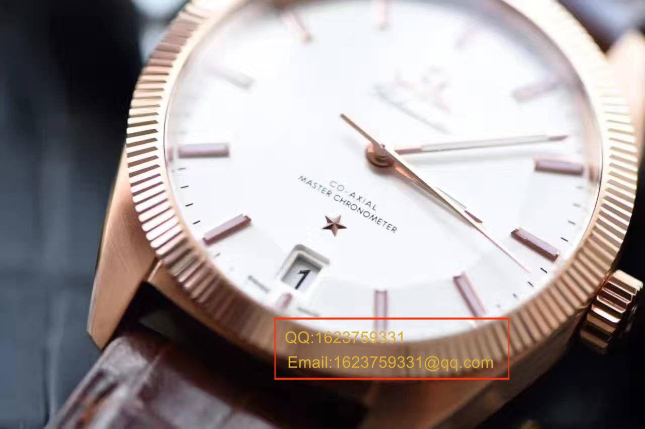【KW厂一比一超A高仿手表】欧米茄星座系列130.53.39.21.02.002腕表